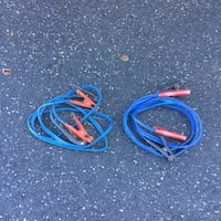 Jumper cables heavy duty Copper