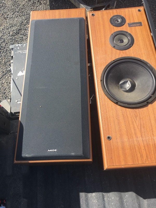 used sony speakers for sale in moses lake letgo. Black Bedroom Furniture Sets. Home Design Ideas