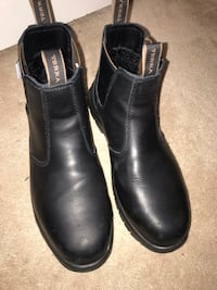 Terra work boots. Composite CSA approved paid $200 only wore 8 hours. Men's size 10 Cambridge, N1R