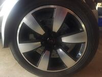 Can Am Spyder rims (brand new)