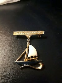 Nautical brooch Edmonton, T5S 2B4
