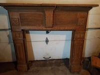 Wood mantle 75$ needs TCL.call  [TL_HIDDEN]  Martinsburg, 25401
