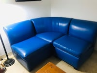 Custom made vynil mini sectional  Vancouver, V5S 3T1