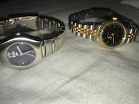 A Roots & Geneva Watch both for $40 Thames Centre, N0L 1G2