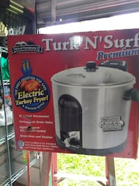 Electric  Trukey Fryer
