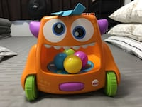 Fisher-Price Zoom 'n Crawl Monster Mississauga, L4Y 3G8