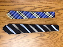 Zenga and Classe Couture ties
