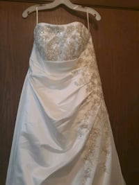 David's bridal dress  Des Moines, 50315