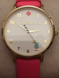 "Kate Spade ""It's 5 o'clock somewhere"" watch Arlington, 22204"