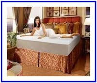 Pillowtop Luxury King or Queen Mattress NEVER Used Brand NEW Dublin