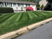 Lawn mowing and landscaping Camden