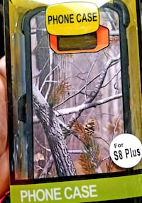 black and brown real tree camouflage iPhone case Houston, 77045