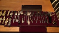 gray fork, spoon, watches, and pocket watches Thornville, 43076