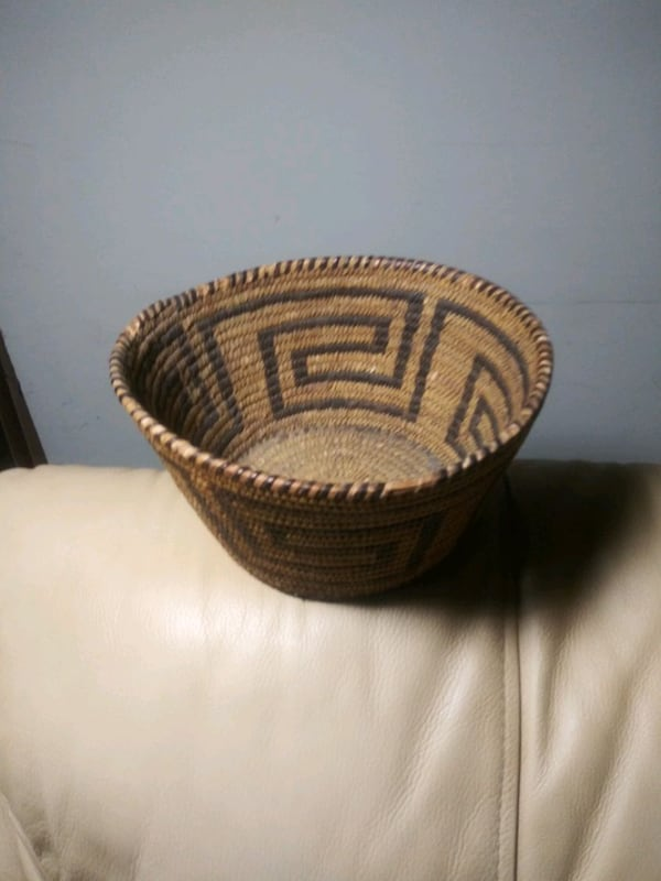 Real American Indian Basket 6c24d348-a0ed-439a-a6b6-afd9acb90487