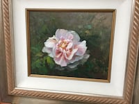 Lovely floral painting Hampstead, H3X 3G3