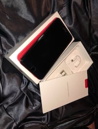 Red iPhone 8 Plus with box Eureka, 89316