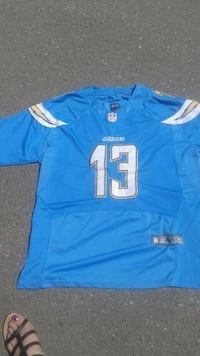 Official NFL Chargers Jersey