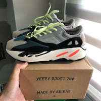 Adidas Yeezy 700 Waverunner Woodlands