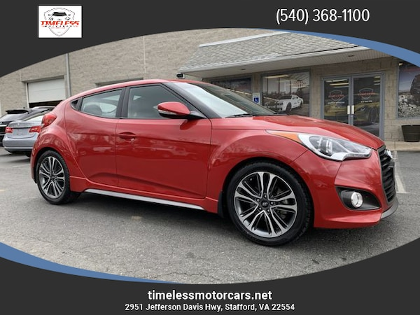2016 Hyundai Veloster for sale 0