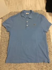 Authentic Lacoste Polo Size 4  Toronto, M6S