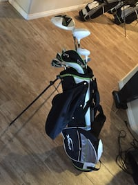 Titech men's golf clubs.new Indio, 92203