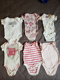 (#4)Baby girls clothes 0-3 months Los Angeles, 90011