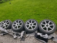 AMG used tires and rims  Toronto