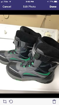 Men's brand new sz 9 snow boots Edmonton, T6L 6X6