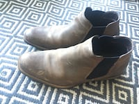 Mens Rustic Leather Chesea Ankle Boots Burnaby, V5C 5Y7