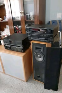 stereo component with speakers , $95 Lakewood Township, 08701
