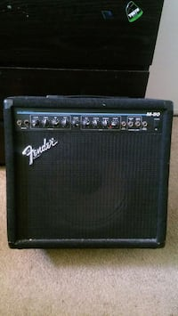 Guitar amp fender Cupertino