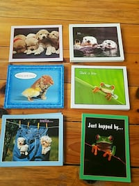 B'day Cards (blank) $8/24 pk Vale, 28168