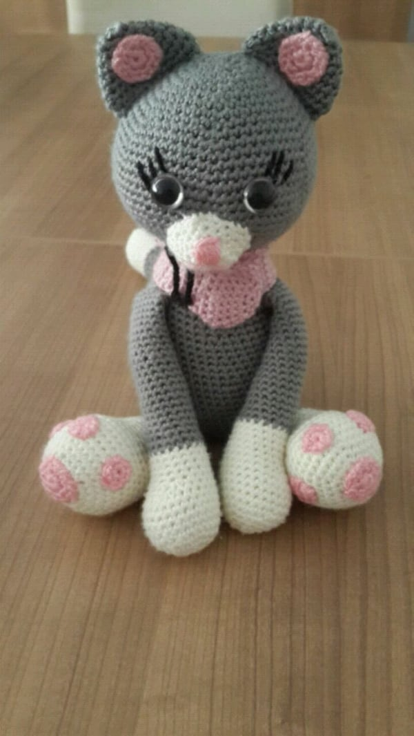 Cat Kid Design - Amigurumi Kedi | MiaMano | 1065x600