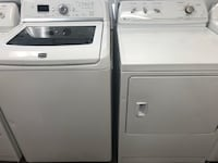 Super Capacity washer and dryer set  Fayetteville, 28303