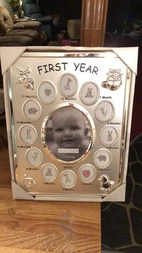 NEW baby picture frame Toledo, 43615