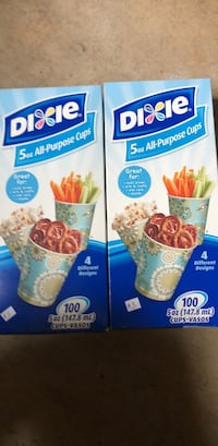2 packs Dixie 5oz cups  Silver Spring, 20905