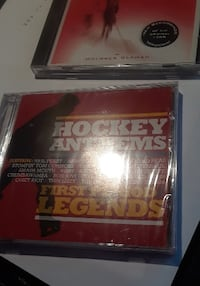 Hockey Anthems: 1st Period - The Legends Richmond