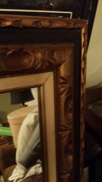 Antique large ornate mirror Baden, N3A 3P1