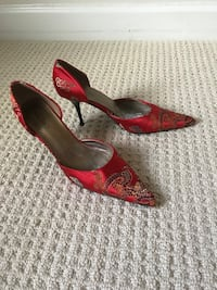 Aldo shoes Chinese print size 9 Arlington, 22204