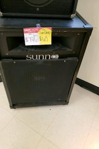 Sunn Amplifier  Youngstown, 44502