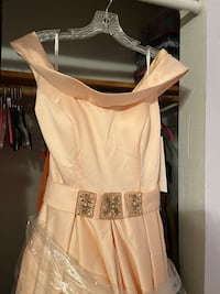 Ball gown dress OBO
