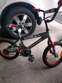 toddler's black and white bicycle Vaughan, L4H 3G3
