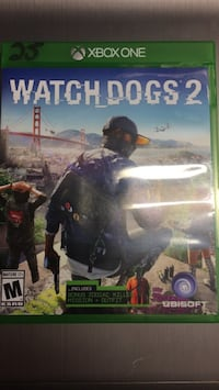 Xbox One Watch Dogs 2 Vaughan