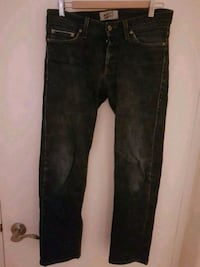 Naked and Famous Jeans (Dark Blue) Calgary, T2P 1V5