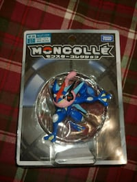 Pokemon Ash Greninja Figure XY Collection Toronto, M6L 1B4