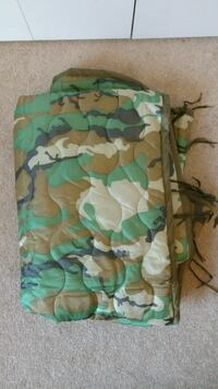 Camouflage Poncho Liner New Port Richey, 34654