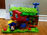Fisher price swing and share tree house Mississauga, L5B 4N3