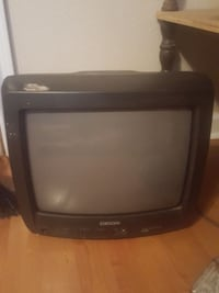 Orion CRT television