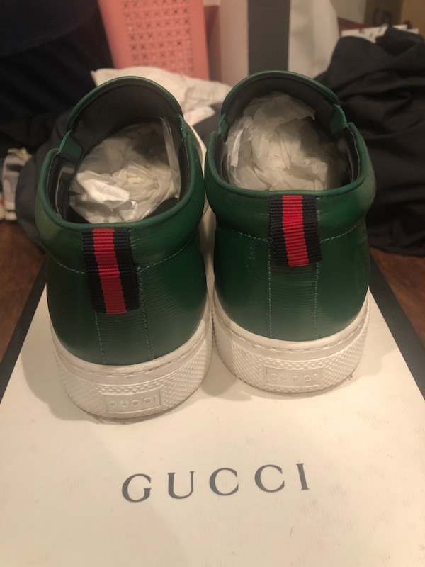 93134f1c7c3c Used men gucci sneakers size 10 for sale in New York - letgo