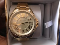 Brand New Beautiful Michael Kors Watch Toronto, M9L 1A5